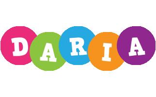 Daria friends logo