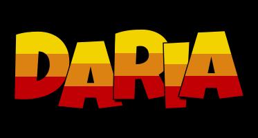 Daria jungle logo