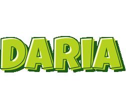 Daria summer logo