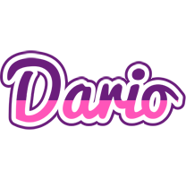 Dario cheerful logo