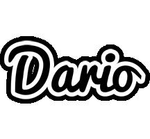 Dario chess logo