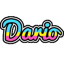 Dario circus logo