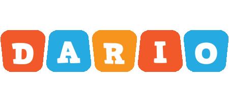 Dario comics logo