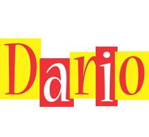 Dario errors logo