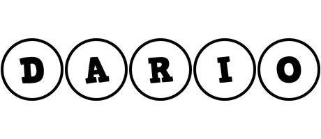 Dario handy logo