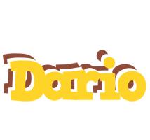 Dario hotcup logo