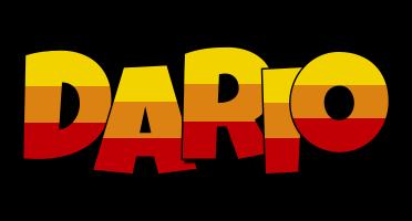 Dario jungle logo
