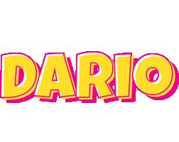Dario kaboom logo