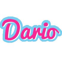 Dario popstar logo