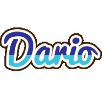 Dario raining logo