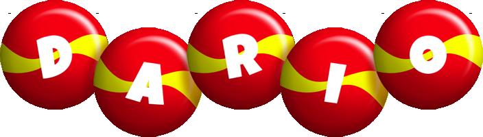 Dario spain logo