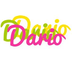 Dario sweets logo