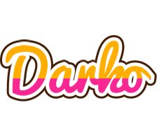 Darko smoothie logo