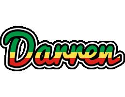Darren african logo