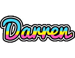 Darren circus logo