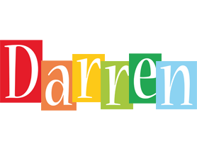 Darren colors logo