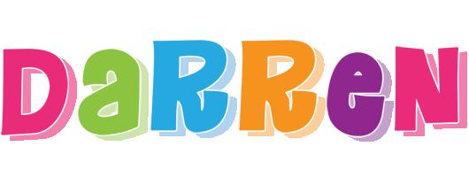 Darren friday logo