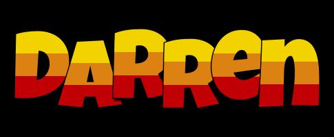 Darren jungle logo