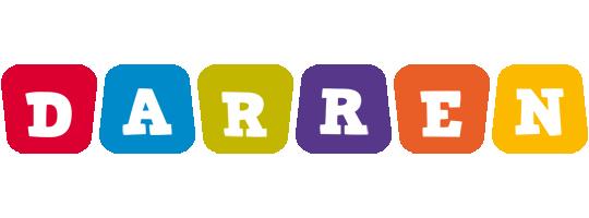 Darren kiddo logo