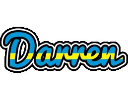 Darren sweden logo
