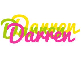 Darren sweets logo