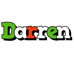 Darren venezia logo