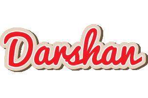 Darshan chocolate logo