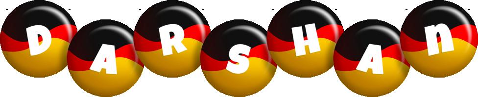 Darshan german logo