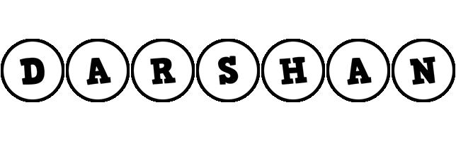 Darshan handy logo