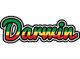 Darwin african logo