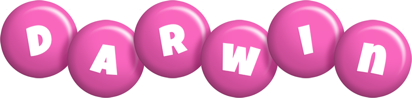 Darwin candy-pink logo