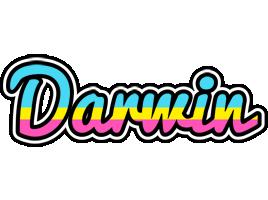 Darwin circus logo