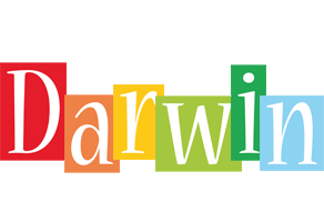 Darwin colors logo