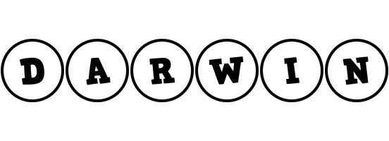 Darwin handy logo
