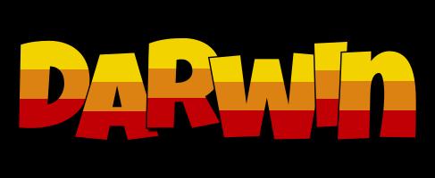 Darwin jungle logo
