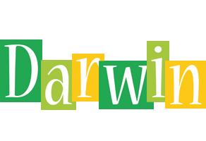Darwin lemonade logo