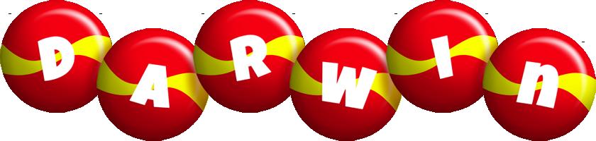 Darwin spain logo