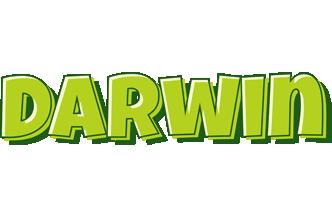 Darwin summer logo