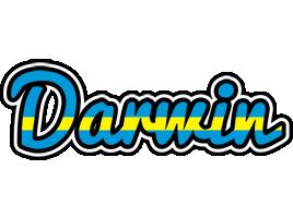 Darwin sweden logo