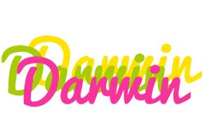 Darwin sweets logo