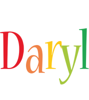 Daryl birthday logo