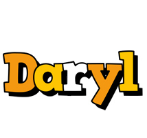 Daryl cartoon logo