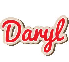 Daryl chocolate logo