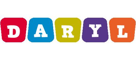 Daryl daycare logo