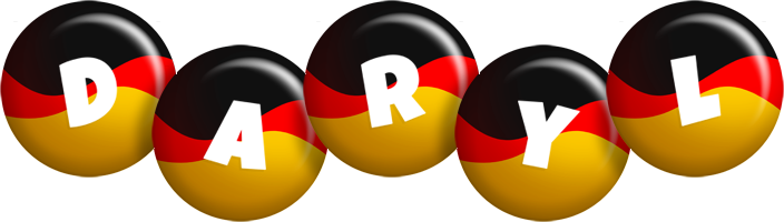 Daryl german logo