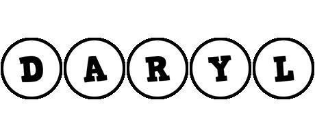 Daryl handy logo