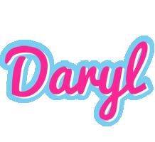 Daryl popstar logo