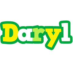 Daryl soccer logo