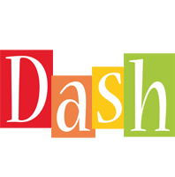 Dash colors logo
