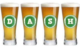 Dash lager logo